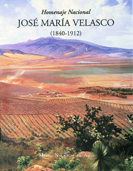 HOMENAJE NACIONAL. <br> JOSÉ MARÍA VELASCO <br> (1849-1912)